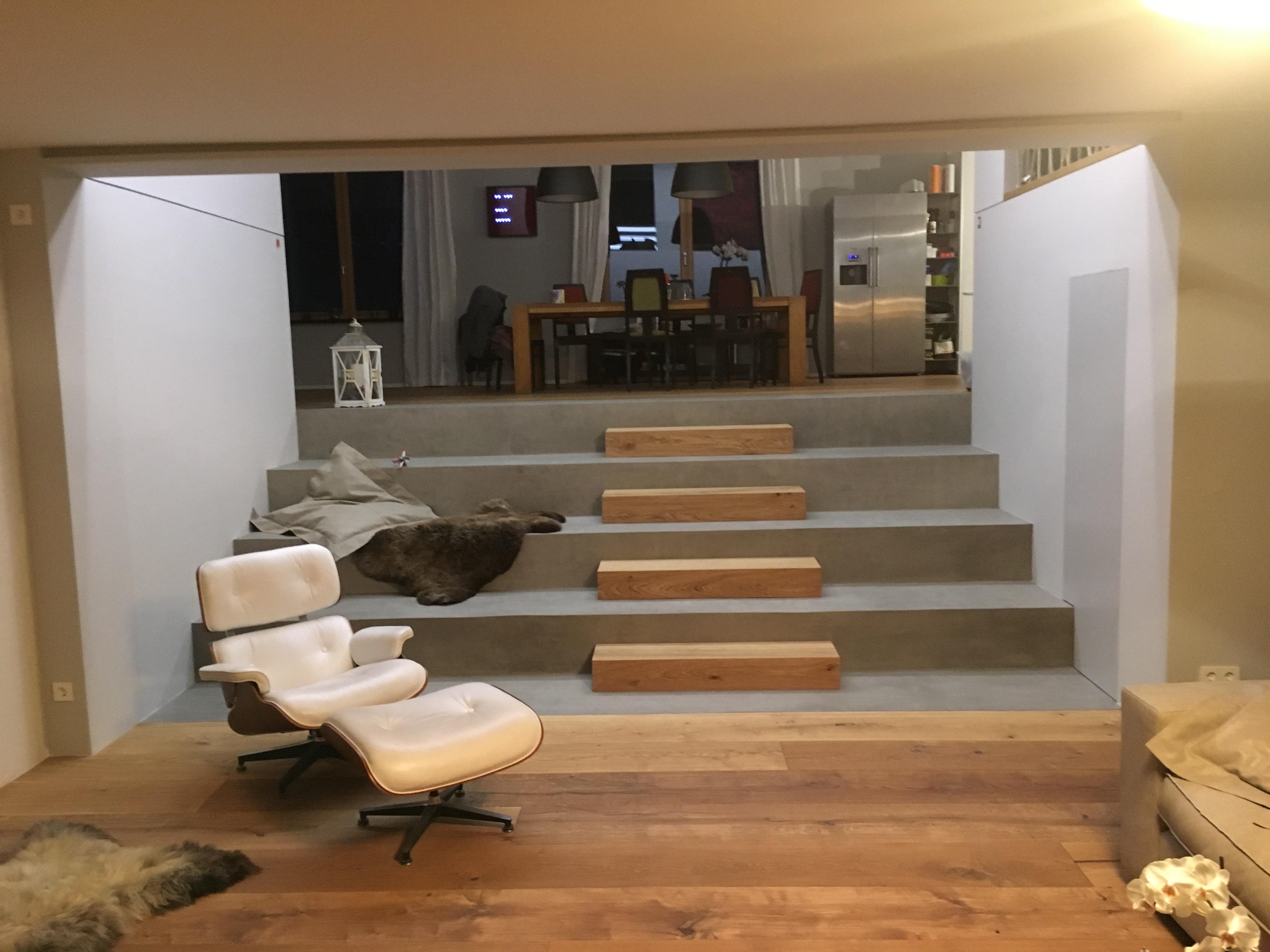Fußboden Im Betonlook ~ Besserbauen betonunique beton cire blog oberflächen und